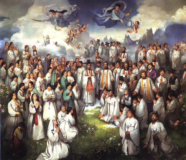 martires-corea-del-sur