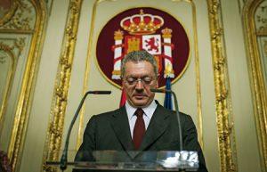 El ministro de Justicia Ruiz-Gallardón ha dimitido.