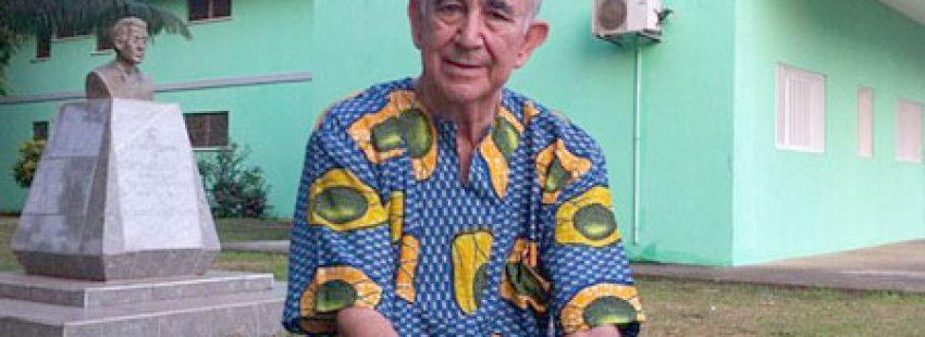 Miguel Pajares, religioso de la Orden Hospitalaria de San Juan de Dios, fallecido en 2014 por atender a enfermos de ébola