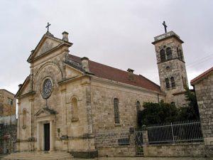 Iglesia de San José en Knayeh, Siria.