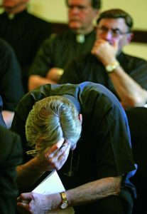 PHILADELPHIA CLERGY LISTEN FIRSTHAND TO VICTIMS OF SEXUAL ABUSE