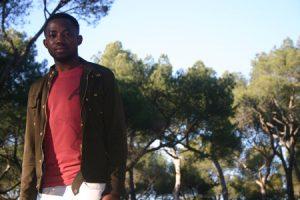 Samson kwaku, emigrante de Ghana que salio de su pais por no renunciar a la fe catolica
