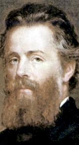 Herman Melville, autor de Moby-Dick