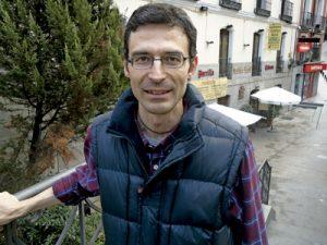 José Antonio Vázquez, exmonje de Santa María de Huerta e impulsor del Círculo Podemos de Espiritualidad Progresista