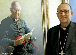 Juan José Omella, obispo de Calahorra y La Calzada-Logroño