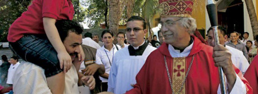 Leonardo José Brenes, cardenal de Managua, Nicaragua