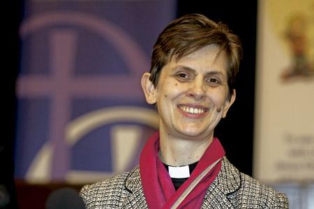Libby Lane, primera mujer obispa de la Iglesia de Inglaterra