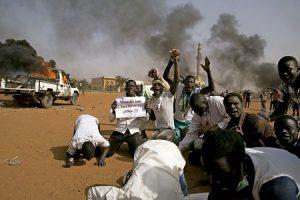 disturbios en Níger enero 2015