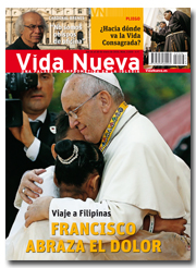 portada Vida Nueva viaje papa a Filipinas enero 2015 p