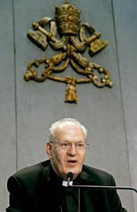 Peter Erdo, cardenal arzobispo de Budapest
