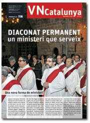 portada Vida Nueva Catalunya enero 2015 Diaconado permanente