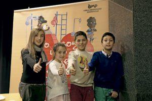 ganadores del concurso de cuentos de la Infancia Misionera 2015