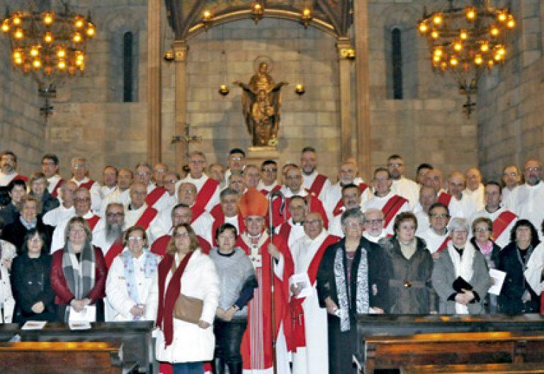 festividad de San Fructuoso de 2013 de la provincia eclesiástica de Barcelona