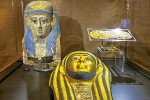 máscaras egipcias