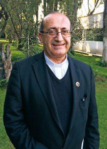 Khalil Jaar, párroco de Ammán
