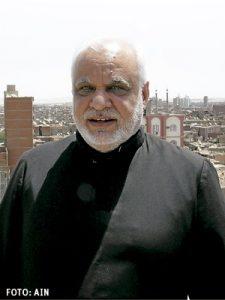 Antonios Aziz Mina, obispo católico copto de Guizeh (Egipto)
