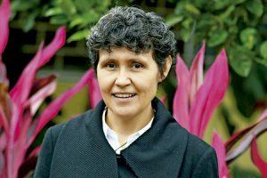 Juana Ángeles Zárate, presidenta de la Conferencia de Superiores Mayores de Religiosos de México