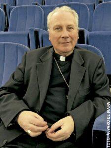 Michael Fitzgerald, expresidente del Pontificio Consejo para el Diálogo Interreligioso