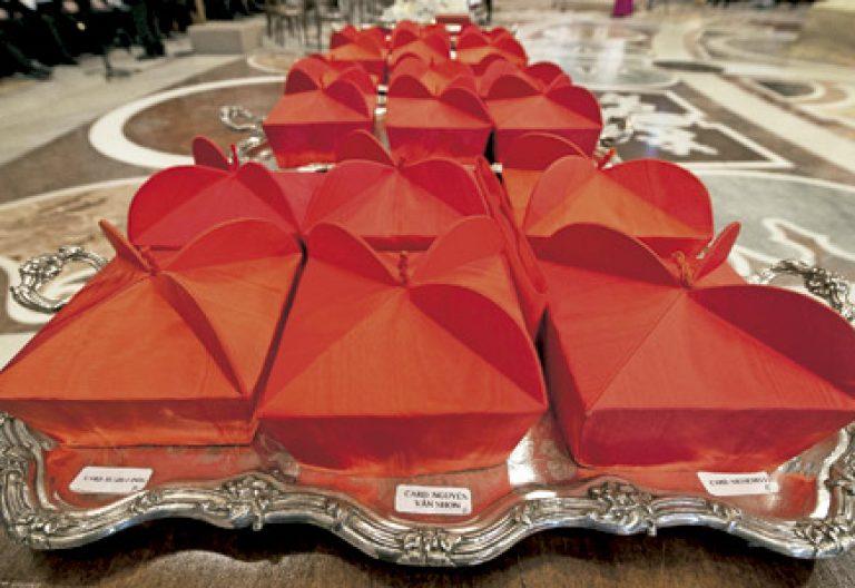 consistorio para la creación de nuevos cardenales 14 febrero 2015