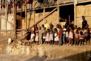 proyecto de reconstrucción de una escuela y un orfanato en Haití a cargo de los redentoristas y la asociación Acoger y Compartir