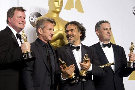 Alejandro González Iñárritu, ganador del Oscar 2015 por Birdman