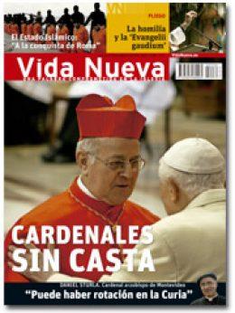portada Vida Nueva consistorio de creación de nuevos cardenales febrero 2015 2930 pequeña