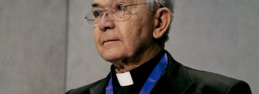 Jesús Delgado Acevedo, exsecretario de monseñor Romero