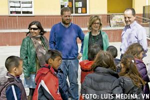 colegio de la comunidad de San Viator