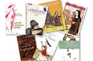 Seleccion libros V Centenario de Santa Teresa de Jesús