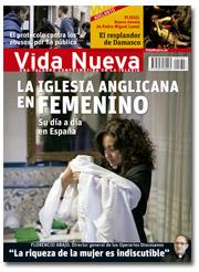portada Vida Nueva Iglesia anglicana en España 2932 marzo 2015 pequeña