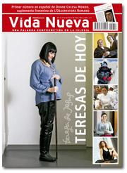 portada Vida Nueva Teresas de hoy 2934 marzo 2015 pequeña
