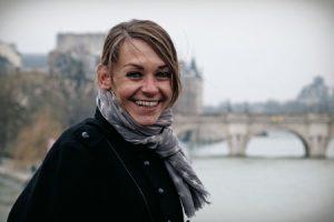 Agnès Martin-Lugand, psicóloga y escritora