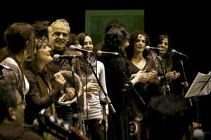 Brotes de Olivo, grupo de música cristiano