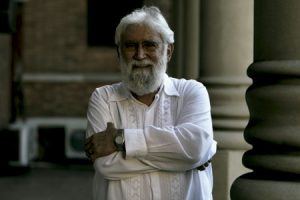 Leonardo Boff, teólogo brasileño
