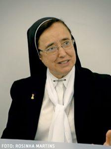 Maria Inês Vieira, Presidenta de la Conferencia de Religiosos de Brasil