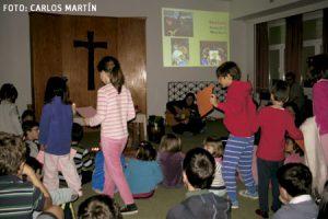 Pascua de Familias en Huerta, Soria, Semana Santa 2015