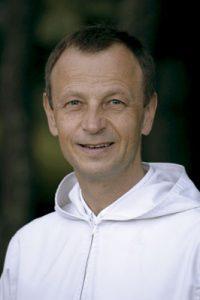 Hermano Alois, prior de la comunidad ecuménica de Taizé