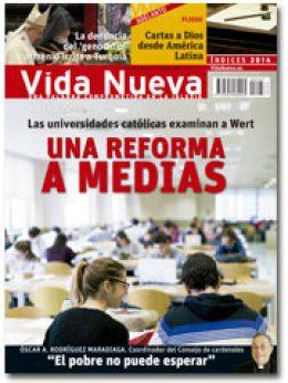 portada Vida Nueva Reforma universitaria 2937 abril 2015 pequeña
