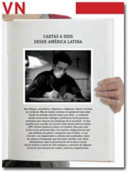 portada Pliego Cartas a Dios desde América Latina 2937 abril 2015