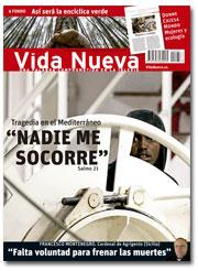 portada Vida Nueva Tragedia en el Mediterráneo abril 2015 2938 pequeña