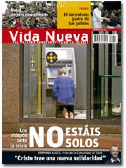 portada Vida Nueva Obispos contra la crisis 2939 mayo 2015 pequeña