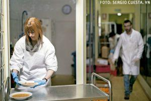 voluntarios trabajan en organizaciones cristianas a favor de los pobres