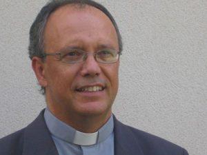 Francisco José Ruiz Pérez, provincial de los jesuitas en España