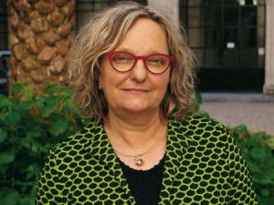 Karlijn Demasure, directora del Centro de Protección de menores de la Santa Sede