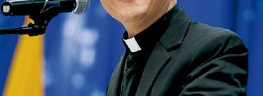 cardenal Luis Antonio Tagle, arzobispo de Manila, Filipinas, nuevo presidente de Cáritas Internationalis mayo 2015