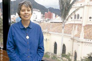 Mercedes Casas, religiosa mexicana, presidenta de la CLAR