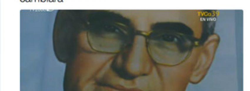 tuit de Vida Nueva en Twitter sobre la beatificación de monseñor Romero
