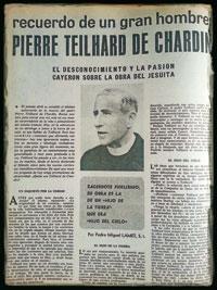 Pierre Teilhard de Chardin en VN