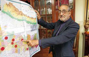 Jose Alfaro, misionero en Nepal
