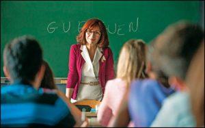 Fotograma de 'La profesora de historia'